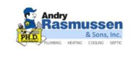 Andry Rasmussen Logo