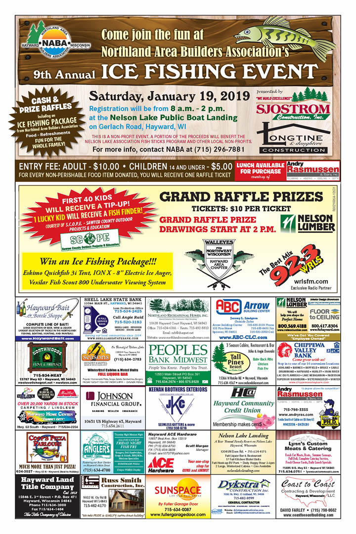 2019 naba fishing contest
